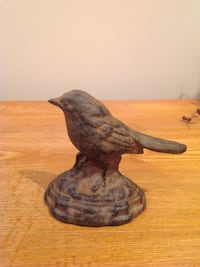 Cast Iron Bird Door Stopper Barrie, L4M