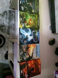 Harry potter (1-5) Istanbul