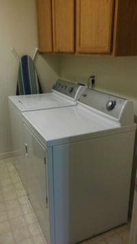 white washer and dryer Lincoln, 95648