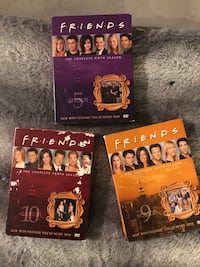 FRIENDS DVDs Alexandria, 22311