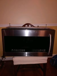 Stainless over range Samsung microwave Columbia, 21046