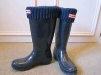 Botas para la lluvia hunter, talla:37 Madrid, 28002