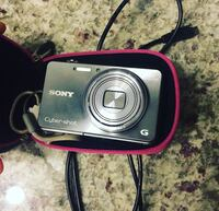 Sony cyber shoot camera 35 km