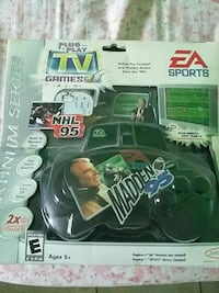 1995 EA Sports Platinum Series Madden and Nhl Knoxville, 37922