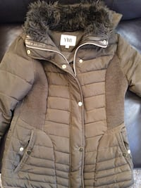 brown zip-up jacket Mississauga, L5E 2G8