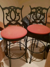 Bar stool sets (2) Centreville, 20121