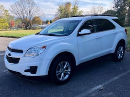 Chevrolet Equinox with just 116k miles. It's All Wheel Drive