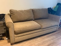 Couch w/ remote control built in air mattress Baltimore, 21230