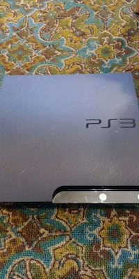 Black Sony PlayStation 3