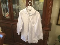 Long sleeve shirt JOS A. BANKS 100% Cotton Size  Neck 17 Sleeve 33