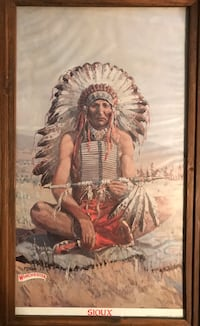 Winchester Native American Advertisements Pacheco, 94553