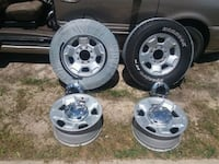 Ford - F-250 - 2012 rims