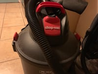 10 Gallon shop vac! This vac was used 5 times but it has been cleaned out and been very well taken care of. Albuquerque, 87123