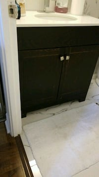 Bathroom vanity 30×18