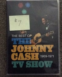 The Best of the Johnny Cash TV Show 1969-1971 Surrey, V3R 0P1
