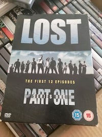 Orijinal Dvd Lost Part One