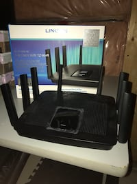Linksys EA9500 WiFi Router Vaughan, L4H 0H4