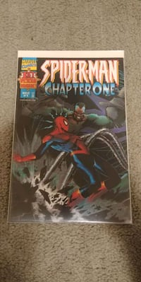 Spider-man chapter one #1A comic book LE