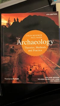 Archaelogy theories methods & practice