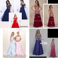 New & Preowned Prom & Formal Gowns at Discounted Prices Indianapolis, 46221