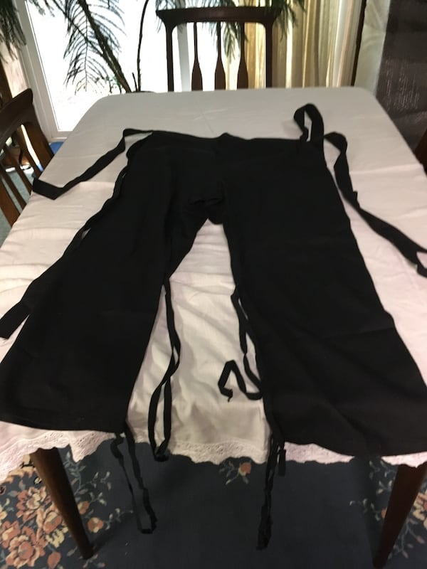 Ninja Uniform/ Outfit - size small 3