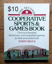 Cooperative Sports and Games Book Martinsburg, WV, USA