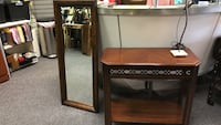 Hall table with mirror  Mississauga, L4X 1L9