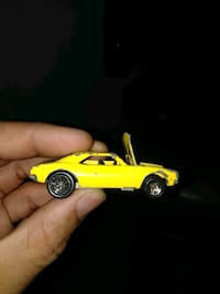 yellow and black die cast car Las Vegas, 89110