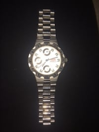 Silver Watch (Cheap Quality)
