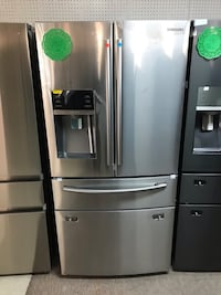 "~$39 Down~ Brand New Samsung 33"" 4 Door Refrigerator  1204 mi"