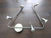 5 Lights, Adjuable, Track Lighting Richmond Hill, L4C