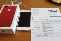 iPhone 7 Plus 128GB - Red Special Edition null