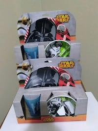 Star wars 3pc. set Redlands