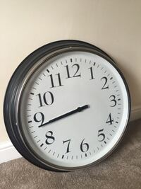 Ikea beautiful large Wall clock St Catharines