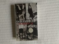 SPICE GIRLS VHS - IN AMERICA A TOUR STORY MADRID