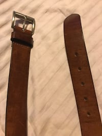 BROWN. LEATHER. BELT Lauderdale-by-the-Sea, 33308