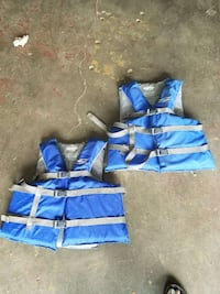 Stearns Type III universal adult life jacket