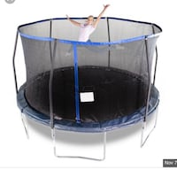 Bounce Pro 14 ft Trampoline and Enclosure Alexandria, 22306