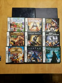 Ds games($5 each, duke nukem $20) Strathroy