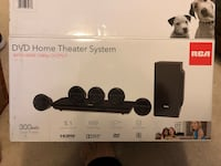 DVD home theater system new never used  Centreville, 20120