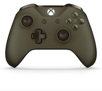 Military green XBOX One S wireless controller Washington, 20004