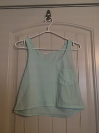 Garage teal belly shirt  Grande Prairie, T8X 0H6
