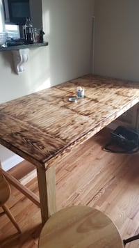 Handmade country farmhouse table. Wallkill, 12589