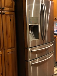 Samsung Stainless Steel Refrigerator Dallas, 75214
