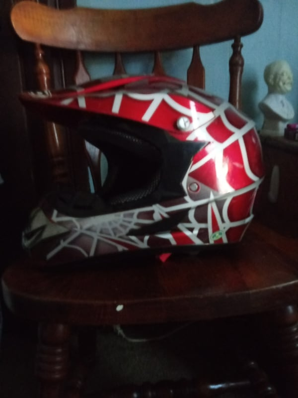 D.O.T Approved WLT Dirt Bike Helmet for Teens or Adults  01b4ef46-8879-4d4a-8df6-f5f2630284e3