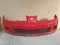 Nissan Versa Front Bumper Port Orange