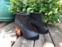 Jeffery Campbell boots 7.5 Surrey, V3Z 0Z3
