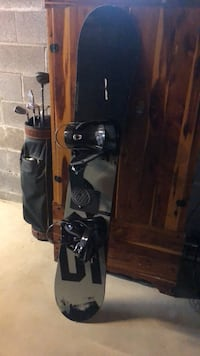 Men's free sport snowboard morrow invasion bindings North Canton, 44709