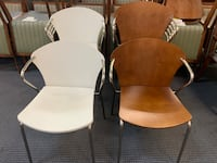 Modern stacking chairs  Fort Mill, 29708