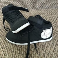 DROP DEAD HIGH TOP TRAINERS  Chester, CH1 5SZ